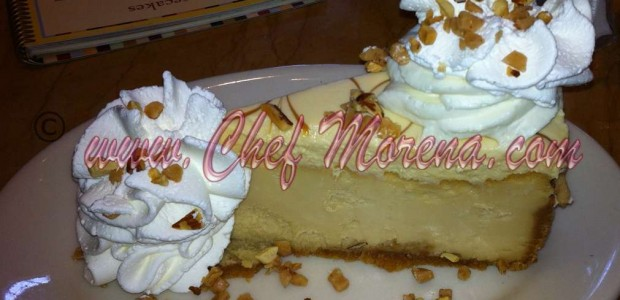 Top Secret Recipes: Cheesecake Factory Cheesecake (Ita+Eng)